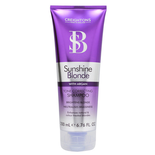 Shampoo Creightons Sunshine Blonde Tone Correcting 200ml