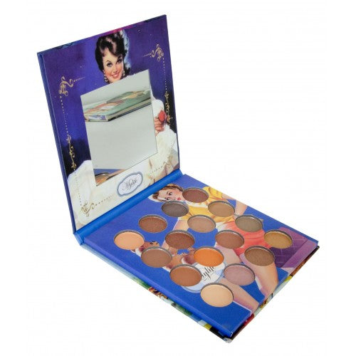Paleta de Sombra MyLife EyeShadow Cor 02 (16 cores nudes)