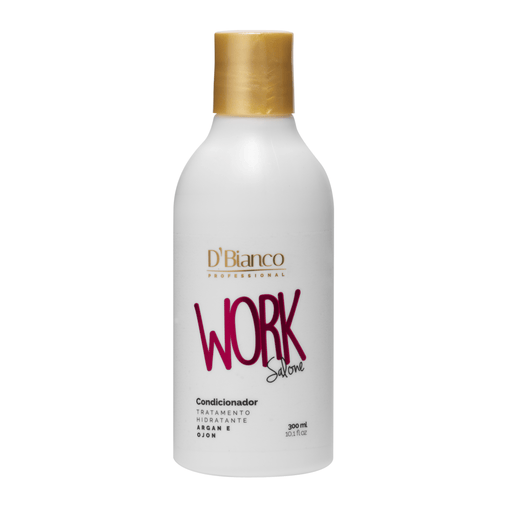 Condicionador D'Bianco Work Salone 300ml