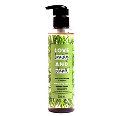 Sabonete Líquido Love Beauty And Planet Óleo de Melaleuca & Vetiver 300ml