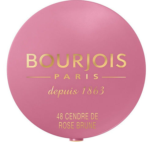 Blush Bourjois Ashes of Roses Cor 48