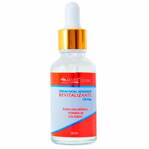 Sérum Facial  Max Love Revitalizante Oil-Free 30ml