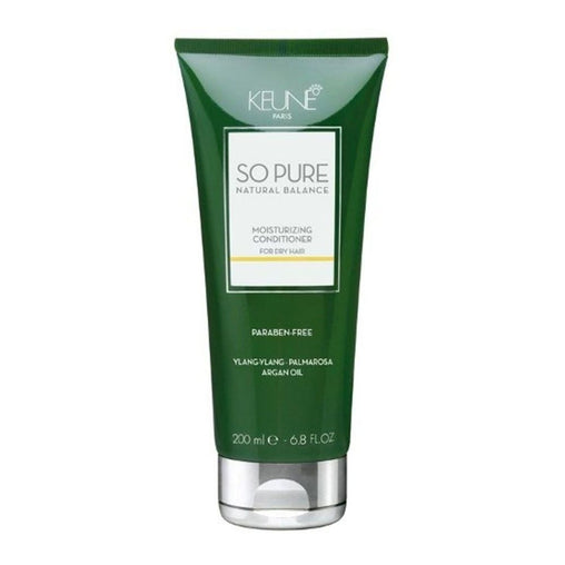 Condicionador para Cabelos Secos Keune So Pure Moisturizing 200ml