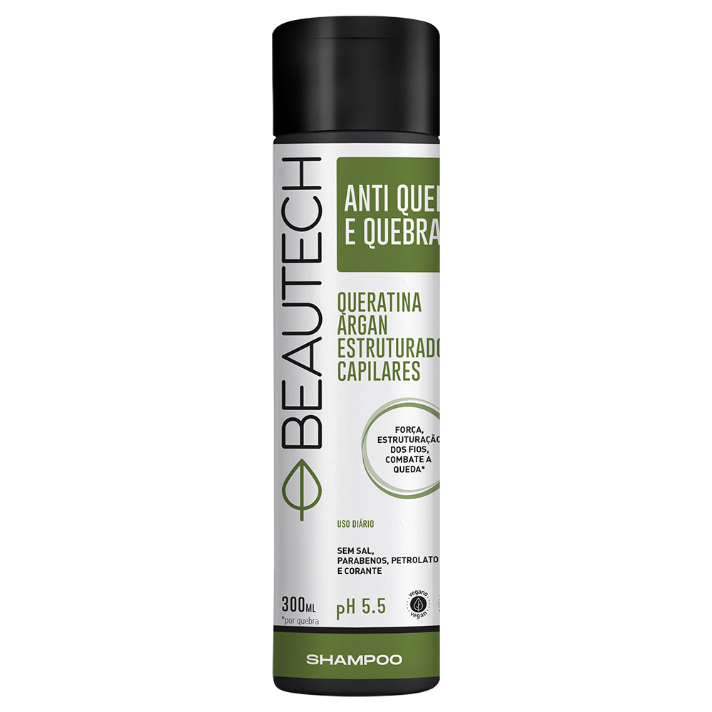 Shampoo Beautech Antiqueda e Antiquebra 300ml