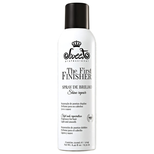 Spray de Brilho Sweet Hair The Fist Finisher Shine Repair 250ml