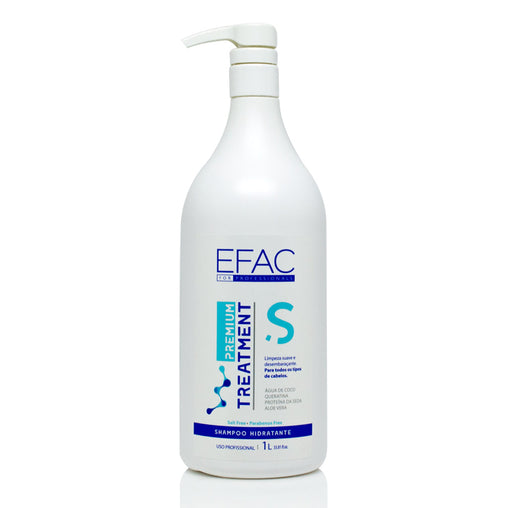 Shampoo Hidratante EFAC Premium Treatment 1L