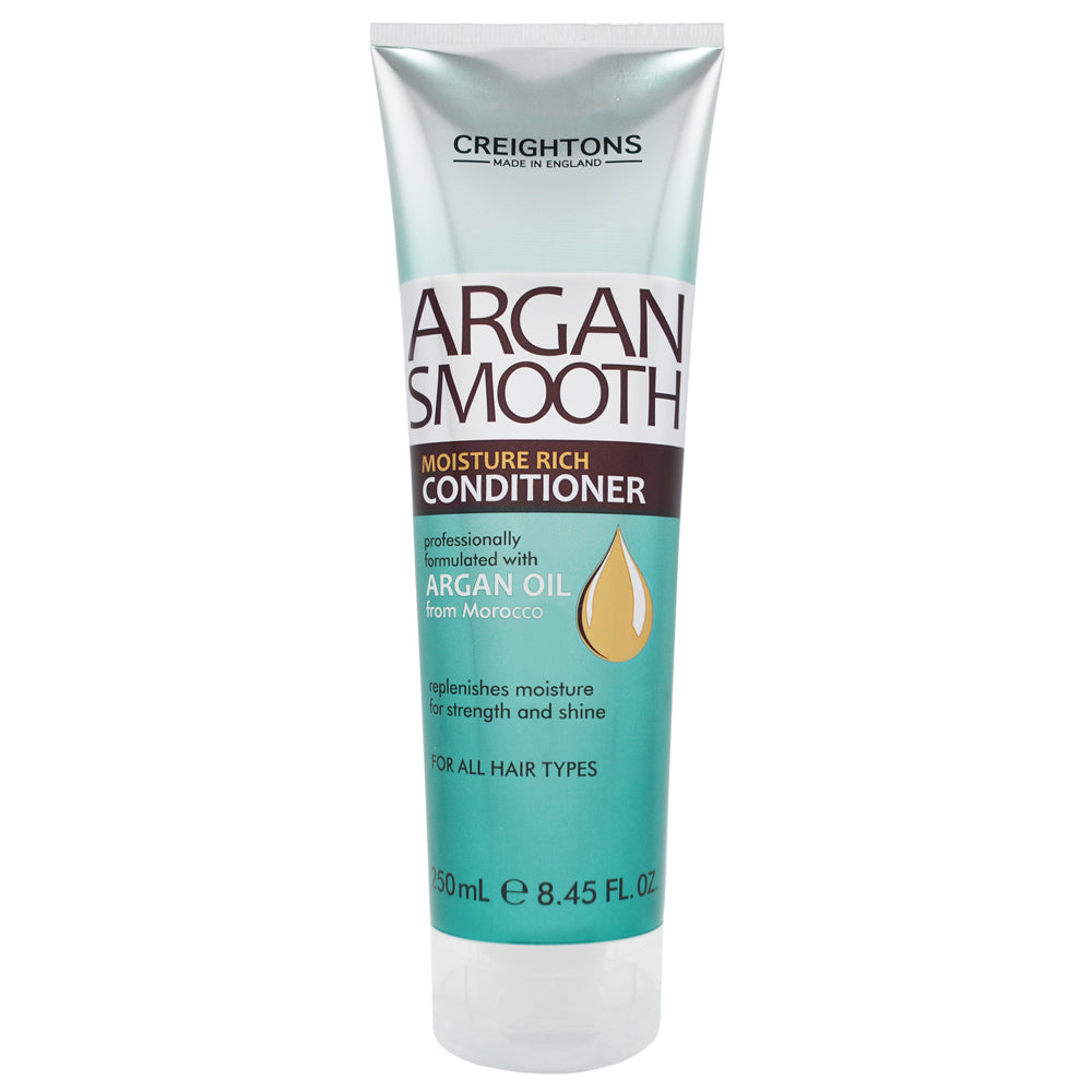 Condicionador Creightons Argan Smooth Moisture Rich 250ml