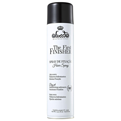 Spray de Fixação Sweet Hair The Fist Finisher Hair Spray 250ml