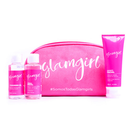 Kit Glamgirl Limpa & Hidrata para Pele Normal