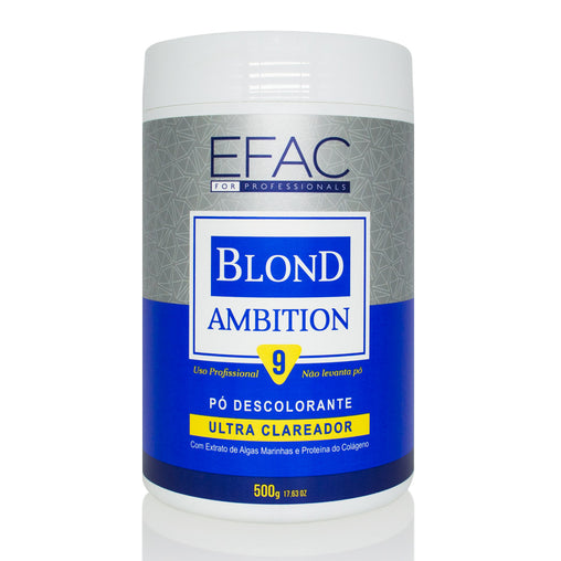 Pó Descolorante Azul EFAC Blond Ambition 500g