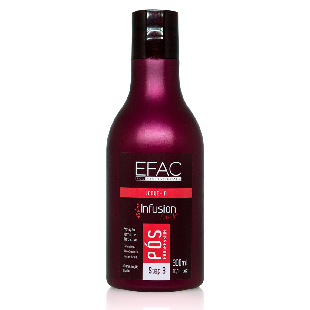 Leave-in Pós-Progressiva EFAC Infusion Max 300ml