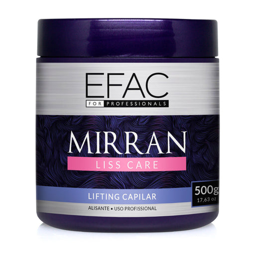Lifting Capilar EFAC Mirran Liss Care 500g