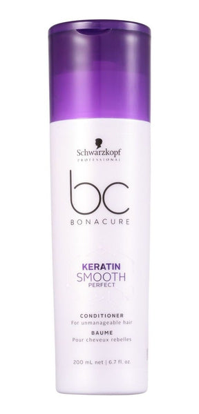 Condicionador Bonacure Keratin Smooth Perfect 200ml
