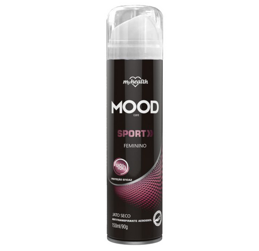 Antitranspirante Aerosol My Health Sport Woman Mood 150ml