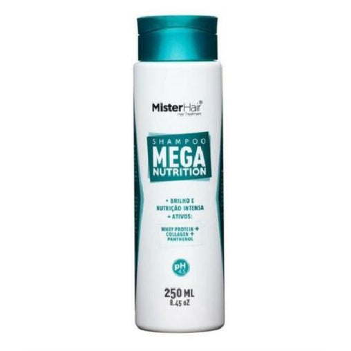 Shampoo Mister Hair Mega Nutrition 250ml