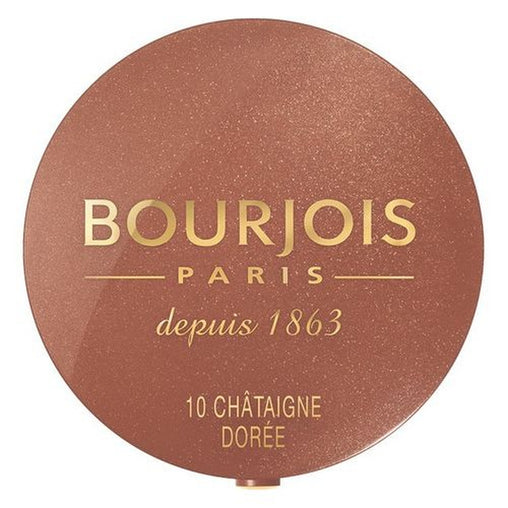 Blush Bourjois Golden Chestnut Cor 10