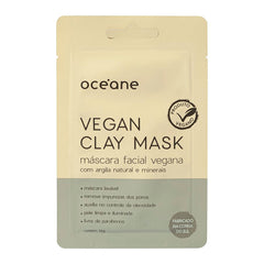 Máscara Facial Vegana Océane Vegan Clay Mask 15g