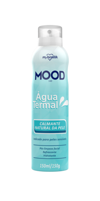 Água Termal My Health Mood 150ml