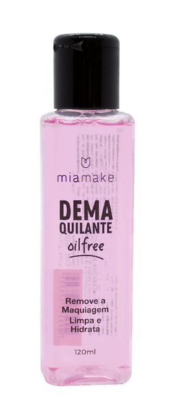 Demaquilante Oil Free MiaMake 120ml