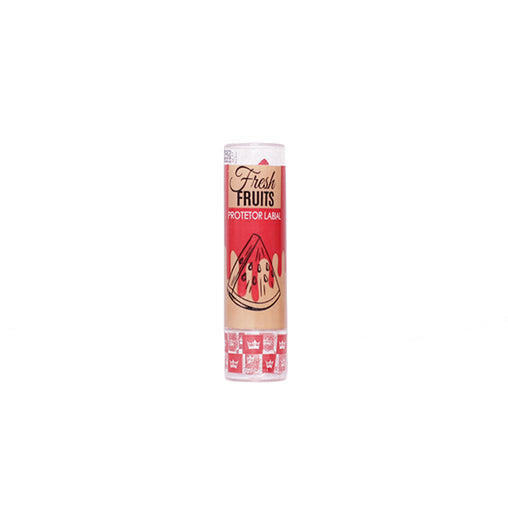 Protetor Labial Queen Fashion Fresh Fruits Melância