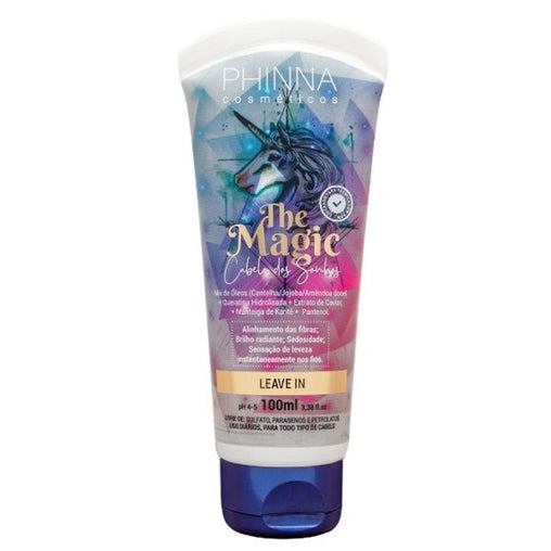 Leave In Phinna Cosméticos The Magic 100ml