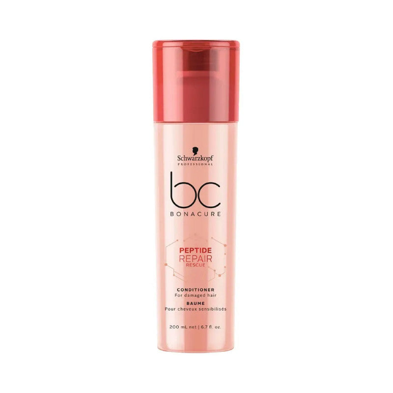 Condicionador Bonacure Peptide Repair Rescue 200ml