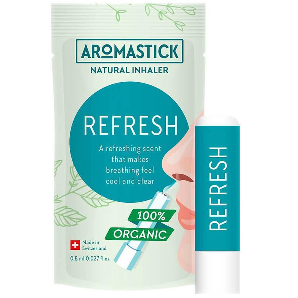 Inalador Natural Biouté Aromastick Refresh