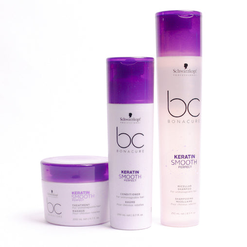 Kit Bonacure Keratin Smooth Perfect