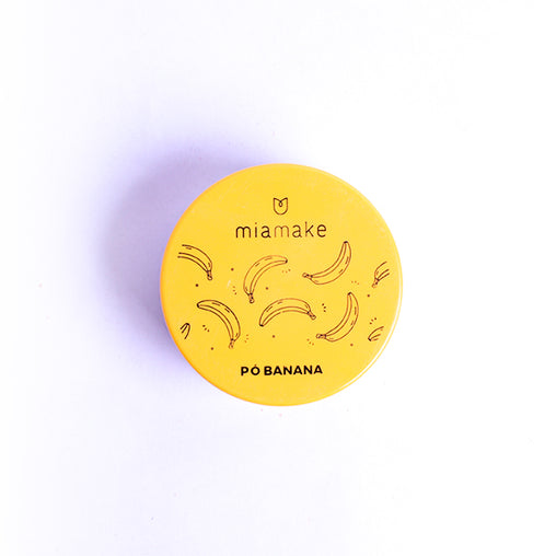 Pó Compacto Facial Banana Mia Make