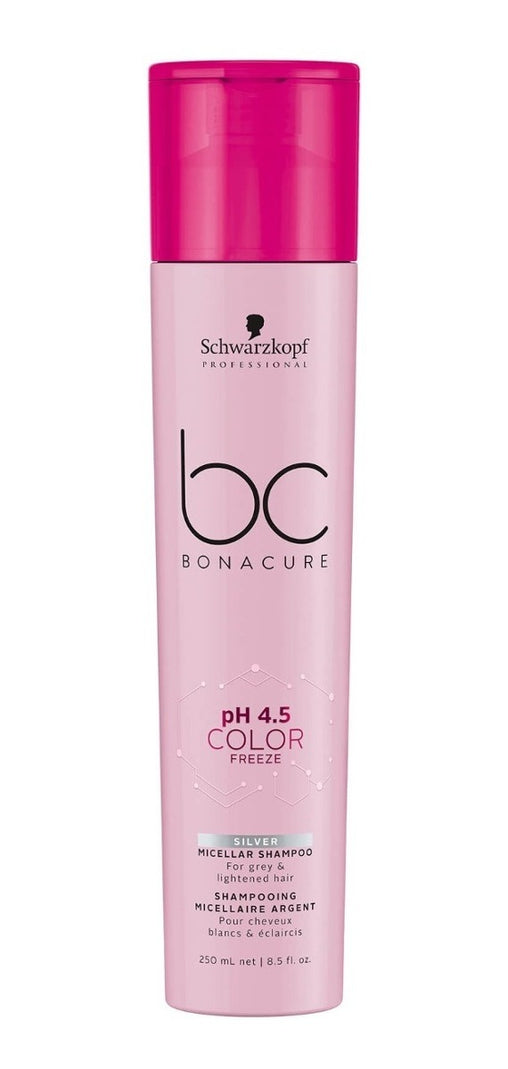 Shampoo Bonacure Color Freeze Micellar Enriquecido pH4.5 250ml