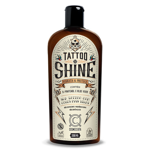 Loção Deo Tatto Cosmeceuta Shine 200ml