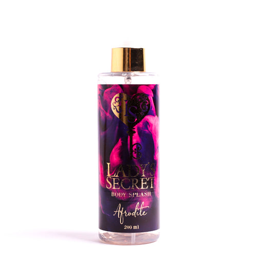 Body Splash Lady's Secret Afrodite 200ml