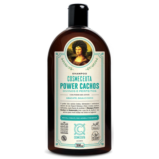 Shampoo Cosmeceuta Power Cachos 300ml