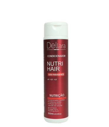 Condicionador Dellara Nutri Hair 300ml
