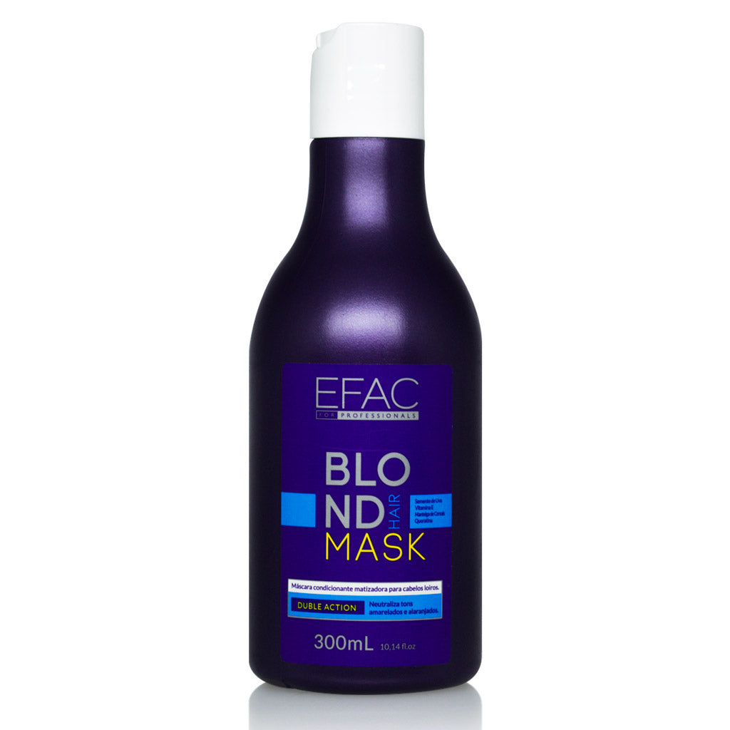Máscara Matizadora EFAC Blond Hair 300ml