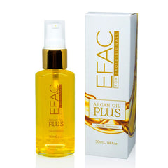 Óleo de Argan EFAC Argan Oil Plus 30ml