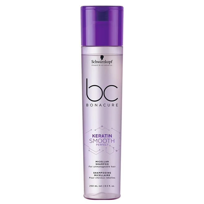 Shampoo Bonacure Keratin Smooth Perfect Micellar 250ml