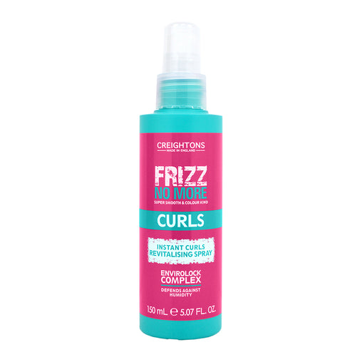 Spray Creightons Frizz No More Instant Curls Revitalising 150ml