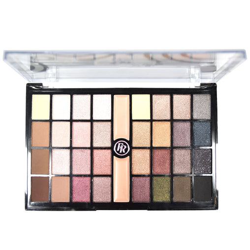 Paleta de Sombras Ruby Rose Bloom Eyes 32 Cores