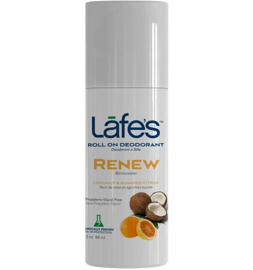 Desodorante Lafe's Roll-On Renew 88ml