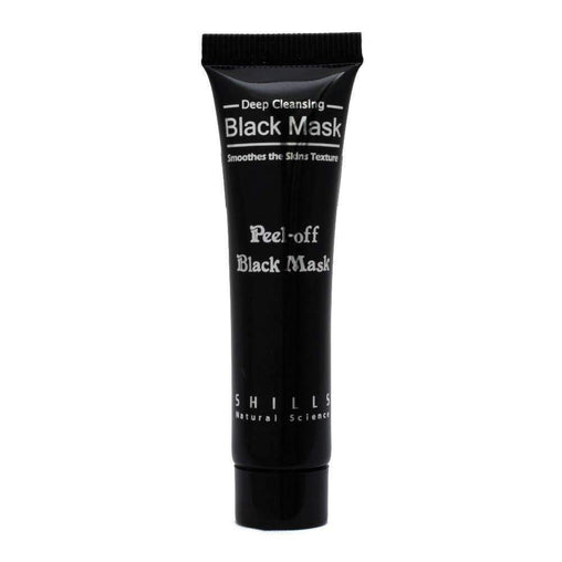 mens-market-brasil - Máscara anti-cravos Shills Peel-off Black Mask - Shills