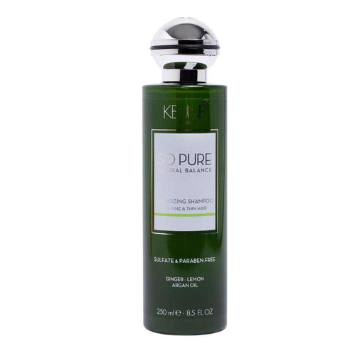 mens-market-brasil - Shampoo Antiqueda Keune So Pure Energizing 250ml - Keune