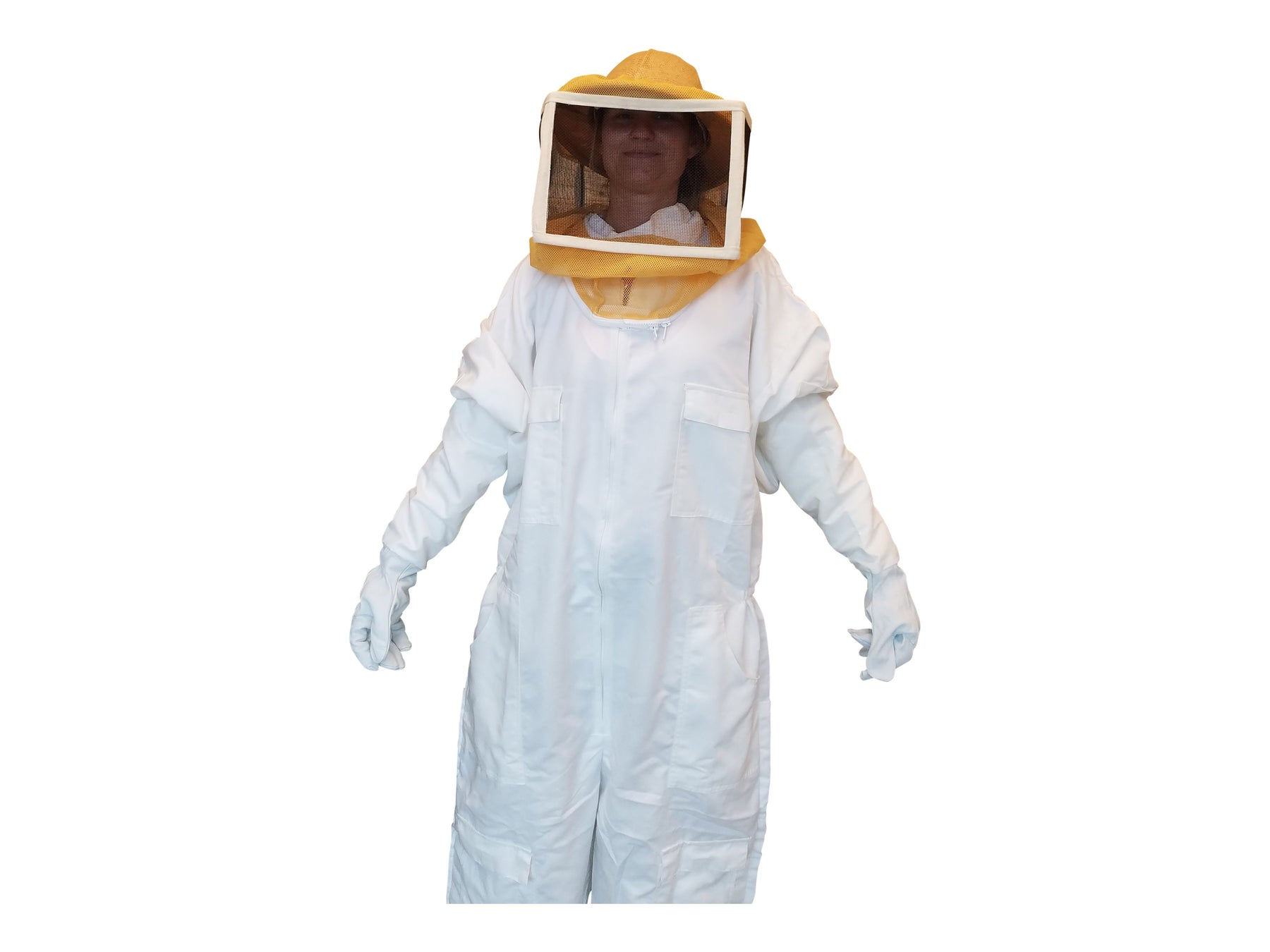 Heavy Duty Bee Suit for Pest Control Use