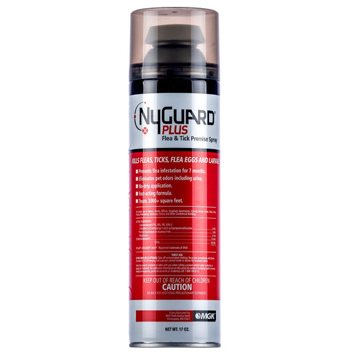 NyGuard Plus Flea & Tick Spray (Aerosol)