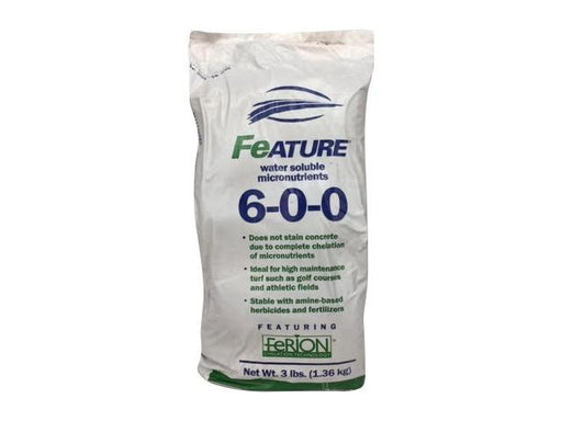 Feature 6-0-0 Water Soluble Micronutrients