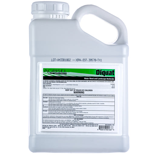 Agrisel Diquat Water Weed and Landscape Herbicide
