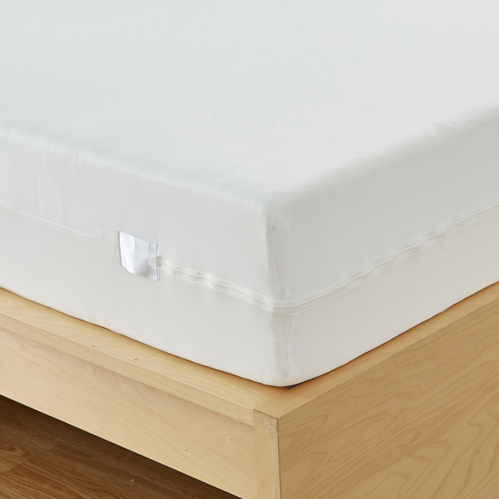 BedBug Solution Hybrid Zippered Mattress Cover