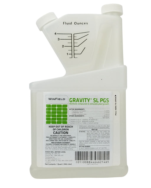 WinField Gravity SL Plant Growth Stimulator-Quart