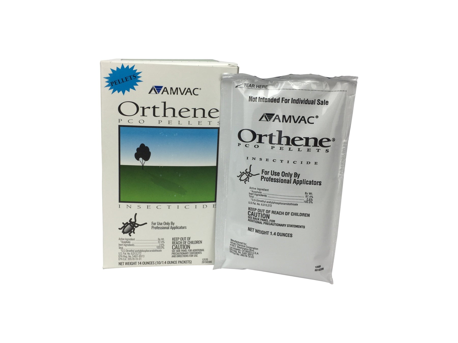 Orthene PCO Professional Pellets