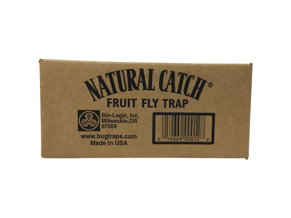 Natural Catch Fruit Fly Traps